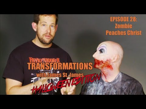 James St. James and Peaches Christ: Transformations - Halloween Edition