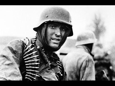 German Armed Forces (Wehrmacht) Combat Footage - World War II