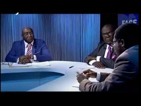 FACE A L'AFRIQUE : A QUI PROFITE LA TRANSFORMATION DES MATIÈRES PREMIÈRES EN AFRIQUE ?  ROGER BONGOS