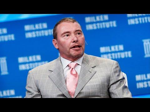 "Jeff Gundlach ""Stock Market Is Going To Get Volatile"""