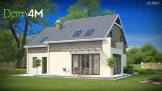видео Проекты домов с мансардой и балконом