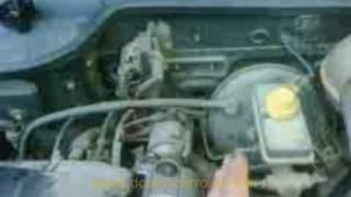 Dr CARRO Dica Gol Posição Cabos ignição Distritubuidor VW