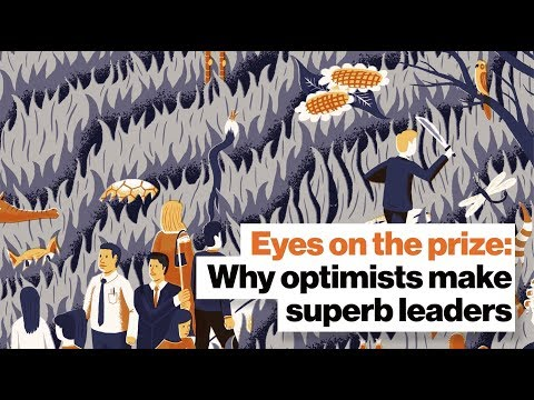Eyes on the prize: Why optimists make superb leaders | Michio Kaku