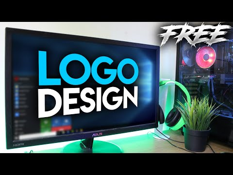 How To Create A Logo For Free.