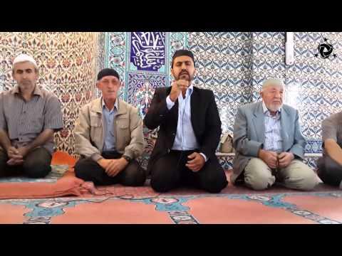 İsmail AYDOĞAN - ALLAHA KUL OLAMADIM 01.09.2013