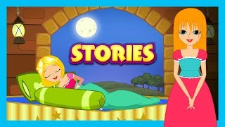 STORIES - STORIES FOR KIDS || The Princess and The Pea, The Sleeping Beauty || STORYTELLING