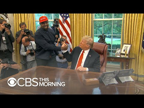 Billy the Kidd - Kanye West goes to Capital Hill to talk to Trump