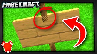25 OLDEST Glitches STILL in Minecraft 1.16!
