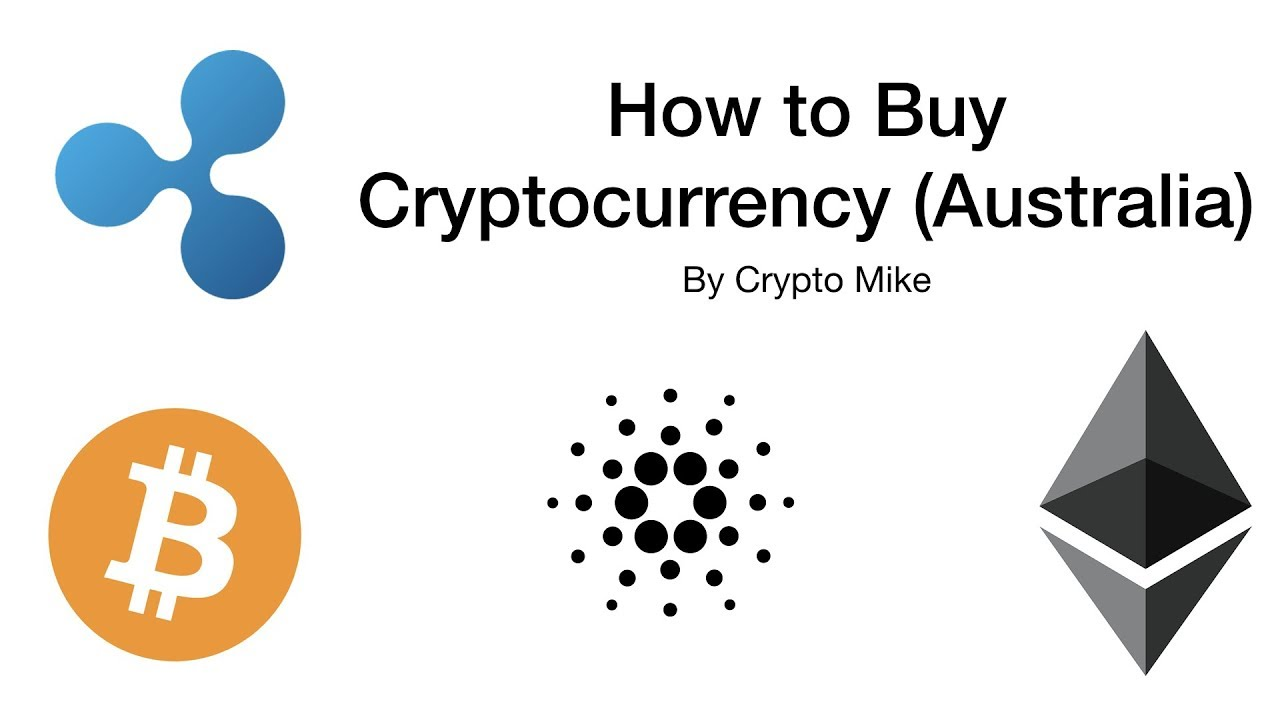 How to buy cryptocurrencys in ausytralia