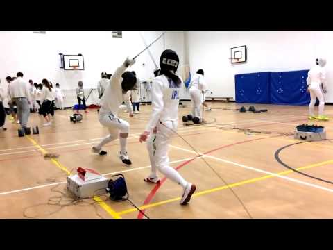 Sporting Excellence Scholarship Profile: Laura Donaghy, National Irish Fencer