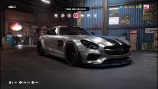 NFS Payback: Mercedes AMG GT [Race Build]