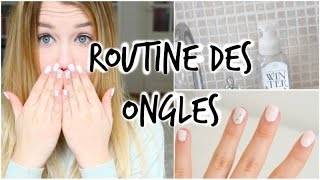 [ Routine soin n°6 ] : Routine Ongles | Soins & Astuces !