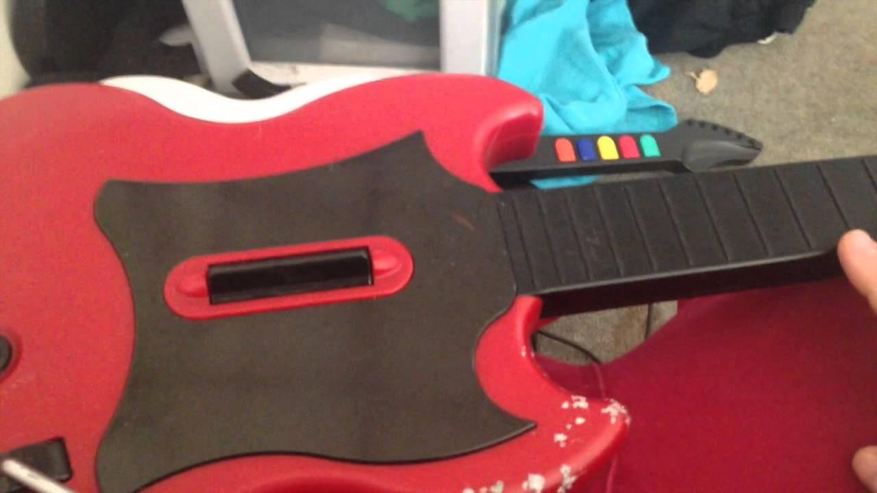 Custom Guitar Hero Guitar : custom guitar hero guitars youtube ~ Russianpoet.info Haus und Dekorationen