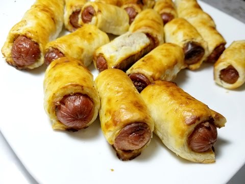 Trinidad Sausage Rolls | Taste of Trini