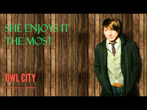 Owl City - Beautiful Mystery LYRICS [HD] (NEW 2012)