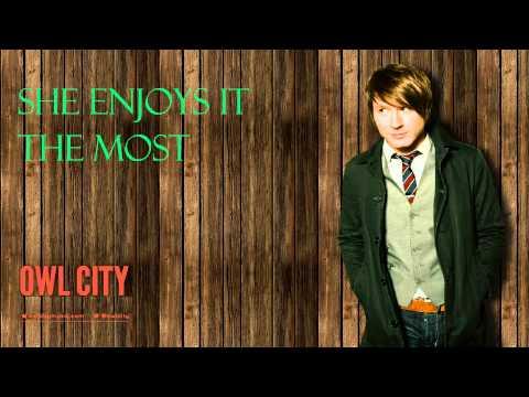Owl City - Beautiful Mystery LYRICS [HD] (NEW 2012)