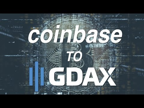 How To Send Bitcoin From Coinbase To GDAX