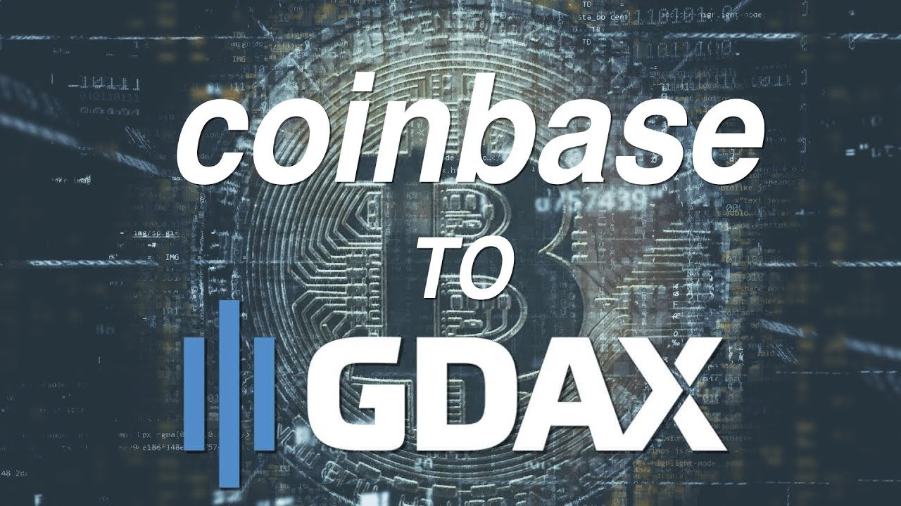 The Facts About How To Send From Coinbase To Gdax Revealed