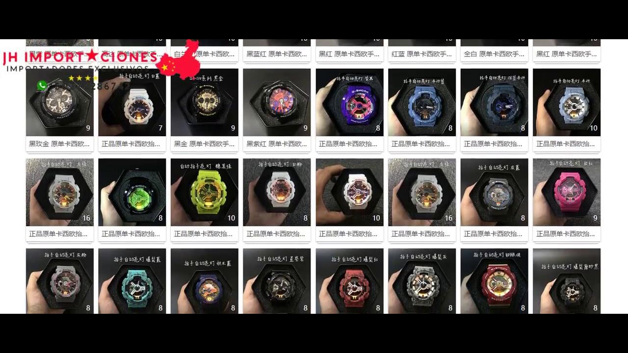1 Proveedores Alta Made China In De Calidad Relojes 1 rdxBoeC