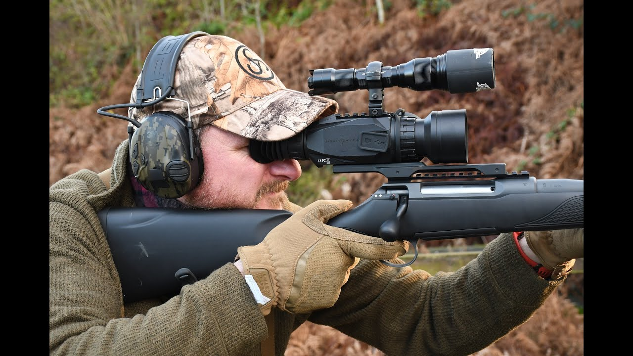 Download Sauer 100 and Sightmark Wraith