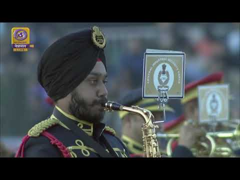 Para Military Forces Bands : Beating Retreat