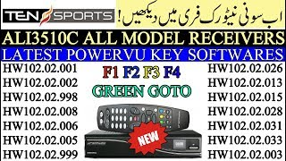 Download Ali3510c All Model Receivers Latest Versions