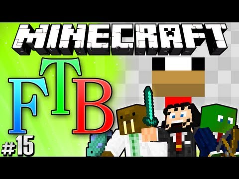 "Minecraft: Feed the Beast #15 ""Chicken Hoarding"""