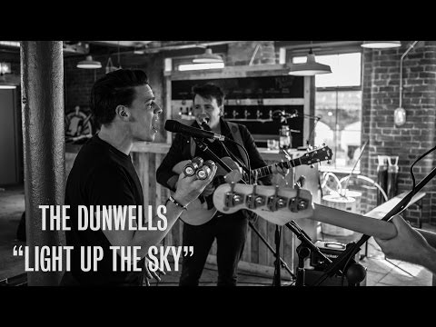 The Dunwells - Light Up The Sky - Live at Northern Monk Brew Co.