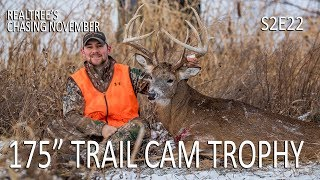 """175"""" Trail Camera Trophy, Public Land Musket Quest 