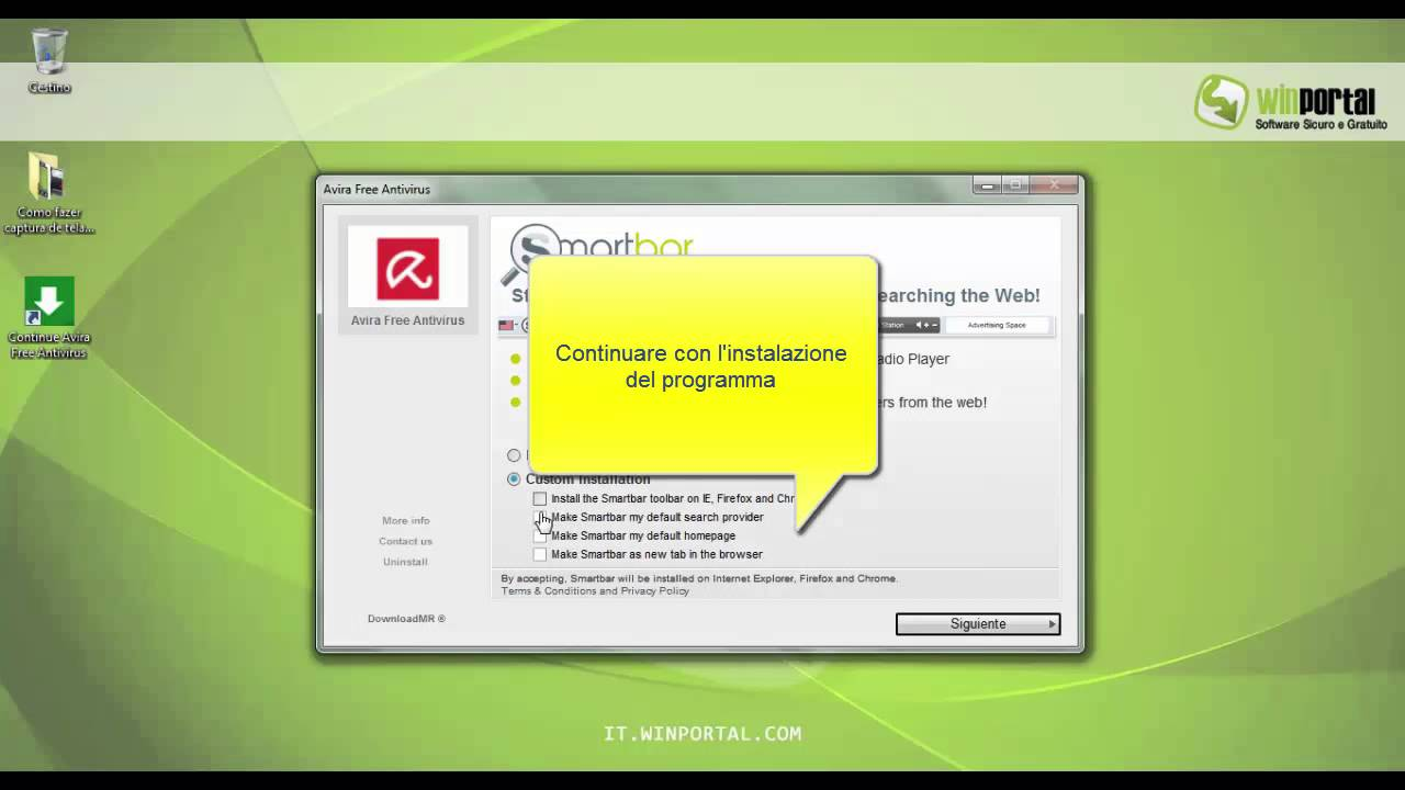 avira antivirus download gratis ita
