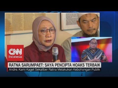Kebohongan Ratna Sarumpaet, Gerindra: Kami Pecat Ratna, Kami adalah Korban
