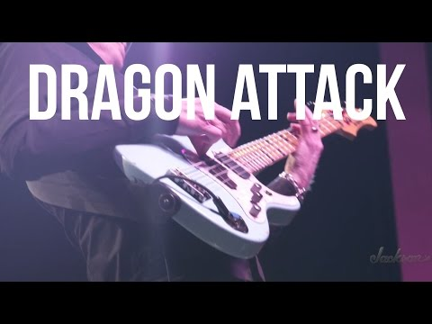 """Queen """"Dragon Attack"""" / """"Stone Cold Crazy"""" cover by Chris Jericho + Metal Allegiance"""