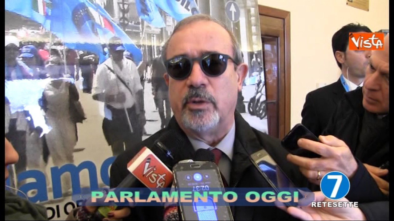 Rete 7 parlamento oggi 17 02 17 youtube for Oggi in parlamento