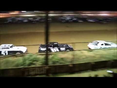 Stock 8 / Crate Sportsman Main Event Travelers Rest Speedway 04132018