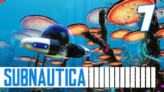 SUBNAUTICA :: BUILDING SEAMOTH AND CYCLOPS EPISODE 7