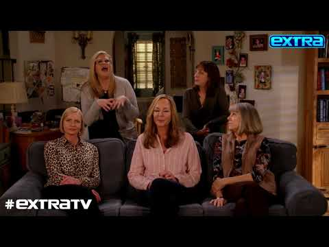 'Mom' Cast Reacts to Anna Faris' Departure