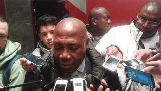 Shakes Mashaba on Bafana captaincy & more