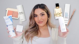 2020 BEAUTY FAVORITES! top skincare, haircare, makeup, fragrance products