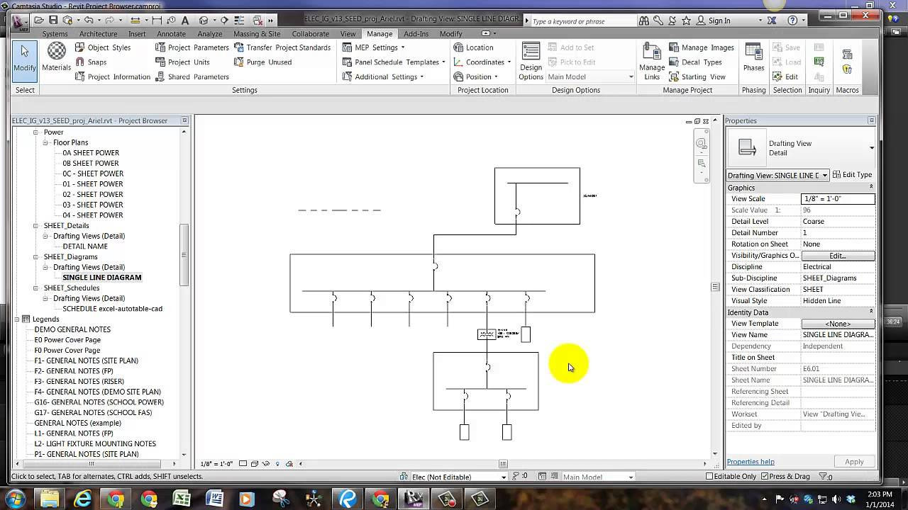 revit line types and single line diagrams youtube rh youtube com electrical schematic revit Revit Electrical Elvation