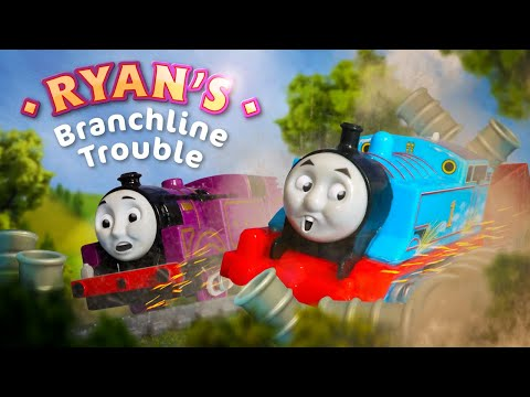 Ryan's Branchline Trouble! | Accidents Will Happen Sing-Along | Thomas & Friends