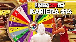 KIEDY TUKEJ DAJE CI PREZENT ► NBA 2K19 KARIERA #14