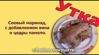 Утка в вине с цедрой Памело ( Лучшая еда )