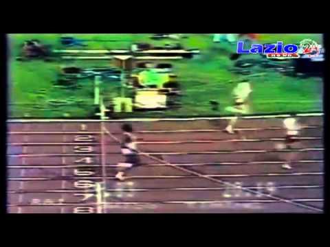 Pietro Mennea, la vittoria alle Olimpiadi di Mosca