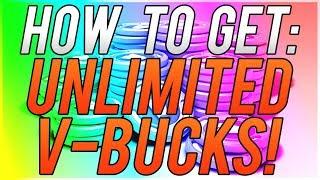 HOW TO GET UNLIMITED V-BUCKS GLITCH 100% LEGIT   NO SCAM   BEST TUTORIAL 2019   FREE V-BUCKS