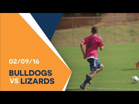 Next Level Brasilia Sports - Jogo 4 - 02/09/2016 - Bulldogs x Lizards