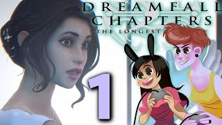 DREAMFALL CHAPTERS BOOK 5 - 2 Girls 1 Let's Play Part 1: AWOKEN