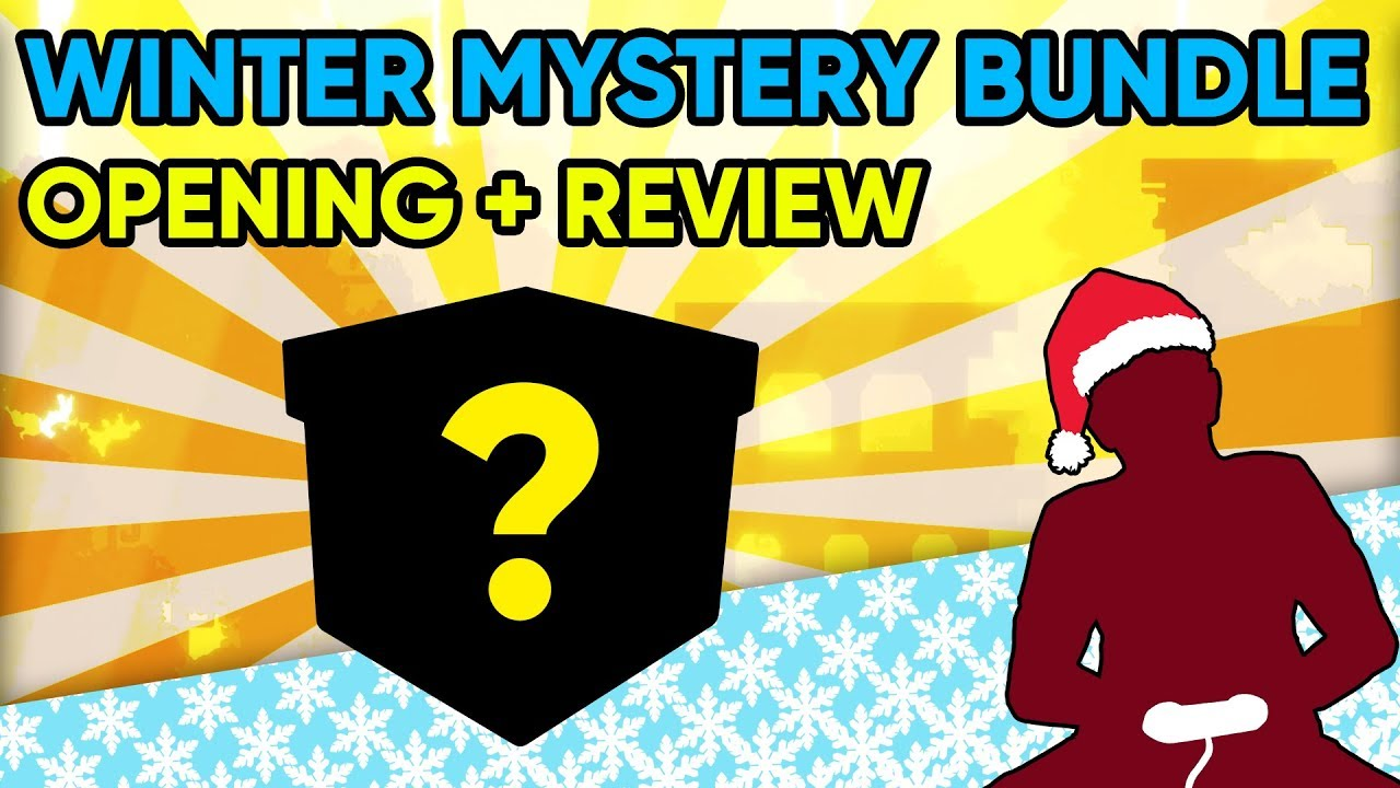 Download Winter Mystery Bundle Opening + Review All 10 Games! - Let's Game It Out