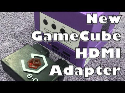 New Gamecube HDMI Adapter