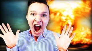 MIT DEM KOPF DURCH DIE WAND!! | Nuclear Business