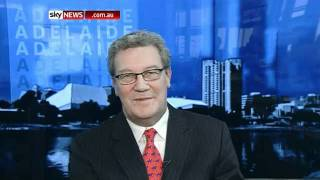 Downer reflects on Obama's visit
